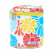 TEMPORARILY OUT OF STOCK Ju Ju Be Fuel Cell Bottle Bag - Flower Power