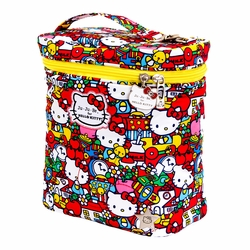 SOLD OUT Ju Ju Be Fuel Cell Bottle Bag - Hello Kitty Tick Tock