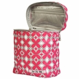 Ju Ju Be Fuel Cell Bottle Bag - Pink Pinwheels