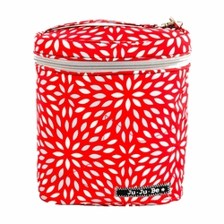 Ju Ju Be Fuel Cell Bottle Bag - Scarlet Petals