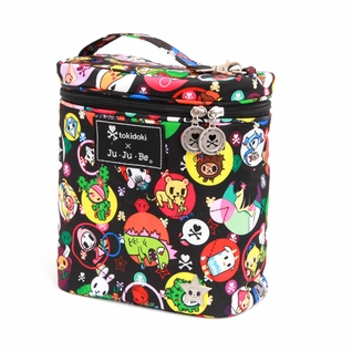 SOLD OUT Ju Ju Be Fuel Cell Bottle Bag - Tokidoki Bubble Trouble