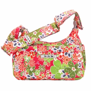 SOLD OUT Ju-Ju-Be Hobo Be Diaper Bag - Perky Perennials