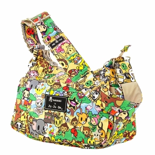 SOLD OUT Ju-Ju-Be Hobo Be Diaper Bag - Tokidoki Animalini