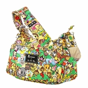 Ju-Ju-Be Hobo Be Diaper Bag - Tokidoki Animalini