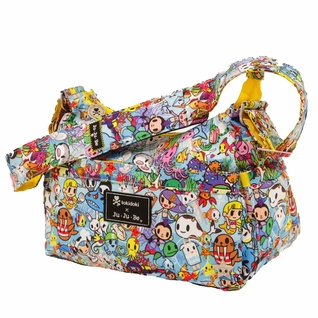OUT OF STOCK Ju-Ju-Be Hobo Be Diaper Bag - Tokidoki Sea Amo