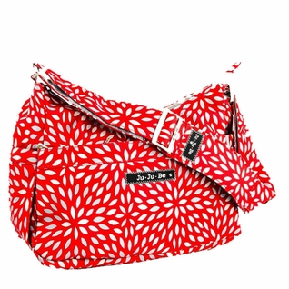 TEMPORARILY OUT OF STOCK Ju-Ju-Be Hobo Be Diaper Bag - Scarlet Petals