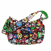 Ju-Ju-Be Hobo Be Diaper Bag - Tokidoki Bubble Trouble