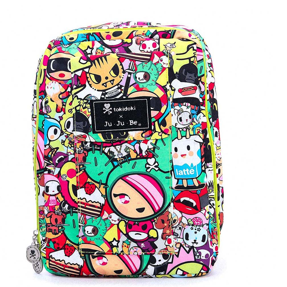 Sold out ju ju be mini be backpack style diaper bag tokidoki iconic