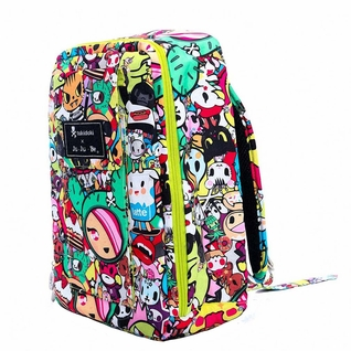 SOLD OUT Ju-Ju-Be Mini Be Backpack Style Diaper Bag - Tokidoki Iconic