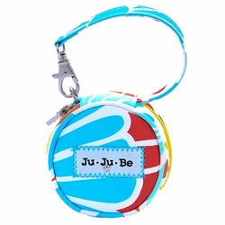 SOLD OUT Ju Ju Be Paci Pod Pacifier Holder - Flower Power
