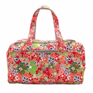 Ju-Ju-Be Starlet Duffel Diaper Bag - Perky Perennials