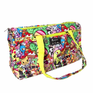 Ju-Ju-Be Starlet Duffel Diaper Bag - Tokidoki Iconic