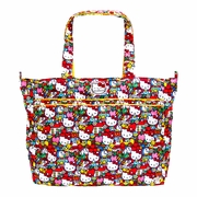 Ju-Ju-Be Super Be Tote Bag - Hello Kitty Tick Tock