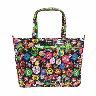 TEMPORARILY OUT OF STOCK Ju-Ju-Be Super Be Tote Bag - Tokidoki  Bubble Trouble
