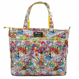 SOLD OUT Ju-Ju-Be Super Be Tote Bag - Tokidoki Sea Amo