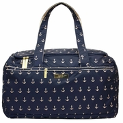 Ju-Ju-Be Super Star Duffel Diaper Bag - Legacy The Admiral