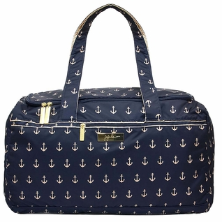 SOLD OUT Ju-Ju-Be Super Star Duffel Diaper Bag - Legacy The Admiral