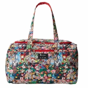 Ju-Ju-Be Super Star Duffel Diaper Bag - Tokidoki Fairytella