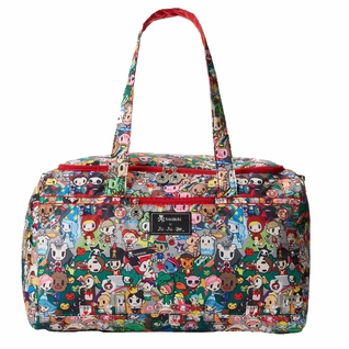 SOLD OUT Ju-Ju-Be Super Star Duffel Diaper Bag - Tokidoki Fairytella