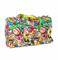 Ju-Ju-Be Super Star Duffel Diaper Bag - Tokidoki Iconic