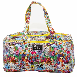 SOLD OUT Ju-Ju-Be Super Star Duffel Diaper Bag - Tokidoki Sea Amo