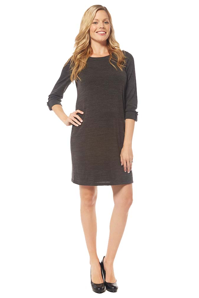 SOLD OUT Jules And Jim Button Shoulder Maternity Sweater Dress ...