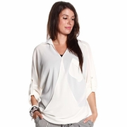 Jules And Jim Must Have Maternity Blouse