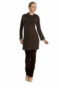 Juliet Dream Cowl Sweater Maternity Tunic - FINAL SALE