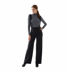 L'Avenue des Bebes Astuce Maternity Pant With Suspenders