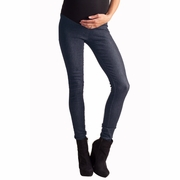 SOLD OUT LA Made Stretch Denim Maternity Leggings