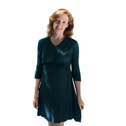 SOLD OUT Larrivo Irene Maternity And Nursing Empire Waist Dress