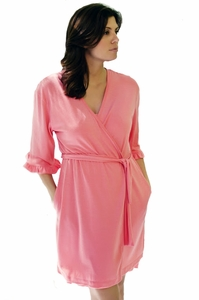 Larrivo Katherine Maternity And Nursing Robe