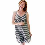 SOLD OUT Larrivo Lisa Maternity And Nursing Night Gown