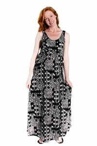 Larrivo Ying Maxi Maternity And Nursing Dress