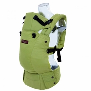 TEMPORARILY OUT OF STOCK Lillebaby Complete Organic Cotton Baby Carrier - Green Meadow