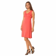 Majamas Ally Maternity Nursing Sleeveless Dress