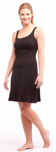 SOLD OUT Majamas Cozy Organic Maternity & Nursing Dress