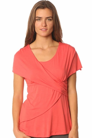 Majamas Katie Maternity Nursing Top