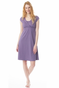 Majamas Lucy Maternity And Nursing Nightgown