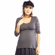 Majamas Maddy Maternity & Nursing Top