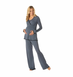 Majamas Margo Maternity Nursing Pajama Set