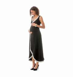 Majamas Maternity Nursing Maxi Dream Dress