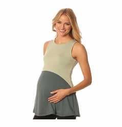 Majamas Maternity Nursing Strato Tank Top