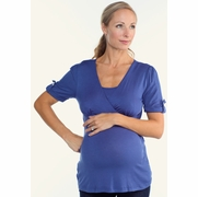 Majamas Missin U Maternity & Nursing Top