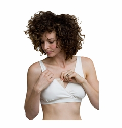 Majamas Organic Cotton Daily Bra With Removable Padding