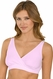 Majamas Organic Cotton Maternity & Nursing Easy Bra