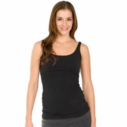 Majamas Organic X-Long Cozy Nursing Cami
