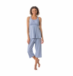 Majamas The Kinzie Maternity Nursing Pajama Set
