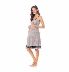 Majamas The Madison Maternity Nursing Nightgown