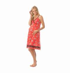 Majamas The Madison Maternity Nursing Nightie